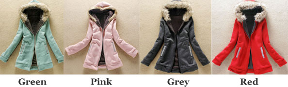 Slim Thick Cotton Wool Jacket/Winter Coat