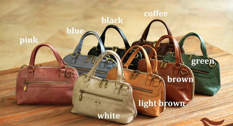 Sweet Retro Multi-interlayer Leather Handbag & Shoulder Bags