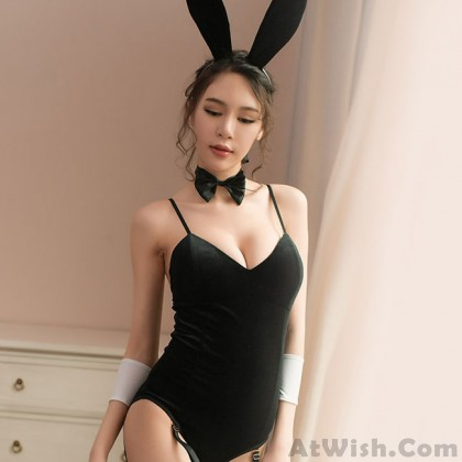 Sexy Cosplay Rabbit Girl Women Intimate Lingerie