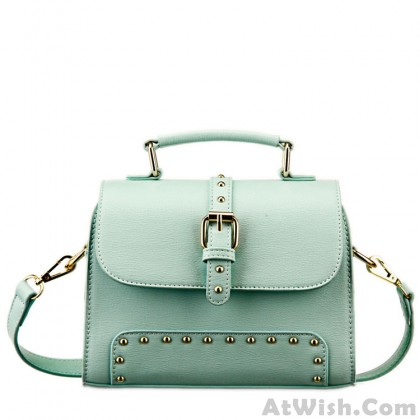 Retro Rivet Single arrow Shoulder Bag