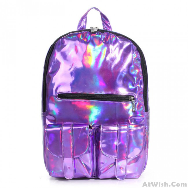 College Style colorful Gradient IPL Backpack · Zoom. prev c115d8dbcccb4