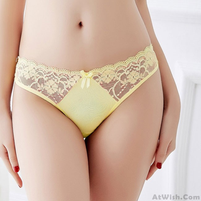 Sexy Lace Underwear Panties Women s Super Soft Mesh Lingerie ... 09c81a782