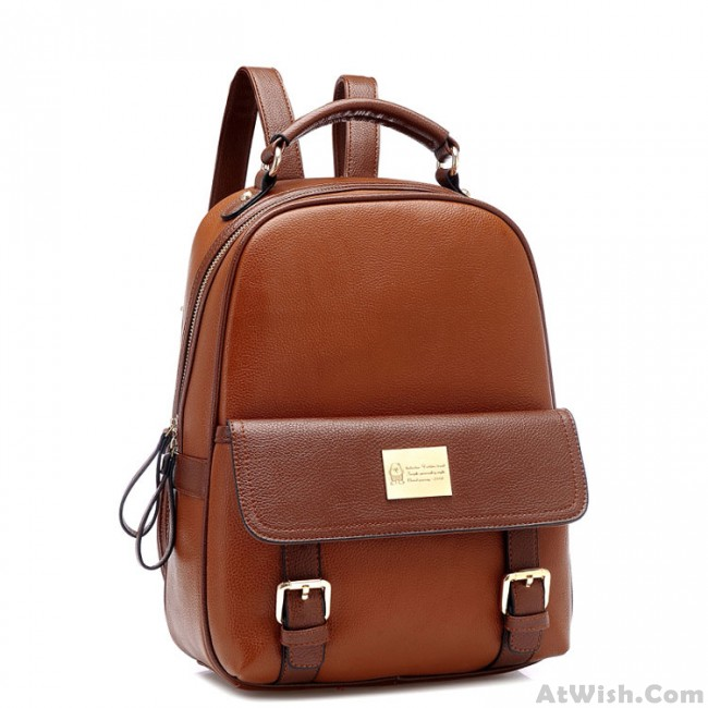 06edcebf59 Retro Elegant College Backpack | Fashion Backpacks | Fashion Bags ...