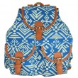 Retro Geometry Animal Prints Folk Backpack