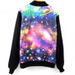 Fashion Style Personality Universe Star Jacket &Sweater For Lovers