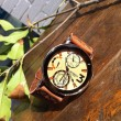 Retro Handmade Man Wrist Watch