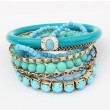 Fresh Ocean Bohemia Pearl Multilayer Bracelet
