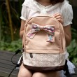 Lovely Lace Floral Sweet Bow Backpacks