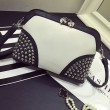 Punk Rivet Summer Chain Crossbody Bag