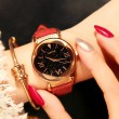 Fashion Ladies Waterproof Rhinestone Elegant Women Watch