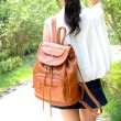 Fashion Leisure School Bag Simple Backpack
