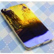 Bright City Sunrise Sunset Silica Gel Thin Soft Case For Iphone 5/5S/6/6Plus