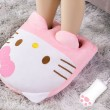 Cute Monkey Cat Kitty Pig Cartoon Animal Hand Foot Warmer Pillow USB Office Winter Warmer