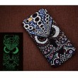 Creative Luminescent Matte Antelope Owl Hard Back Case Cover For Iphone 6/6plus