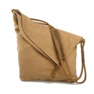 Retro Cream Dumplings Canvas Shoulder Bag