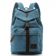 Leisure Retro Canvas Shoulder Bag/Backpack/Schoolbag