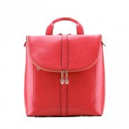 Fashion Leather Candy Color Sunflower Backpack