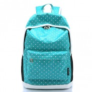 Fresh Leisure Lovely Star Pattern Backpack