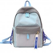 New School Bag Waterproof Large Oxford Student Girl Backpack