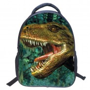 Lovely Cartoon Dinosaur Kindergarten School Bag Children Backpack