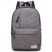 Leisure Small Pocket Decorative Oxford Student Backpack Frosty Brushed Texture Whole Colored School Backpack