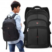 Leisure Large School Outdoor Bag Laptop Oxford Backpack Travel Backpack