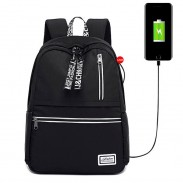 School Backpacks for Women Teen Girls with USB Charging Port Laptop Backpack Water Resistant Book Bag