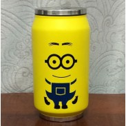 Gift Cartoon Cola Cans Stainless Steel Vacuum Cup