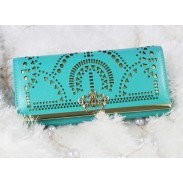 Fashion Geometric Hollow Out  Crown Clutch Bag& Wallet