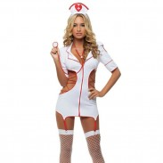 Sexy Nurse Uniform  Cosplay Women Intimate Lingerie
