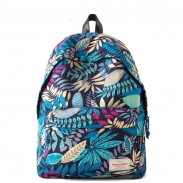 Flower Printing Leisure Canvas College Backpacks