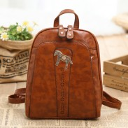 Sweet Pony Mini Candy-colored Backpack Shoulder Bag