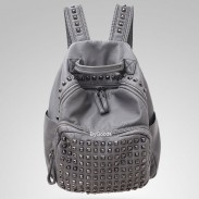 Retro Rivet Waterproof Large Capacity Leisure Backpacks