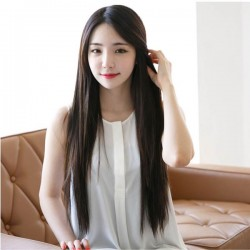 High Quality Cosplay Long Straight Hair Wigs