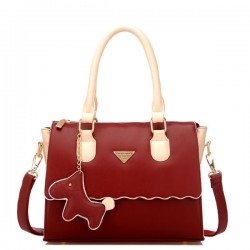 Lovely Pony Animal Shoulder Bags Handbags