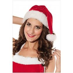 New Velvet Small Ceremony Christmas Hat