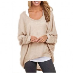 Fashion Long Sleeved Oversized Casual Hollow Knit Sweater