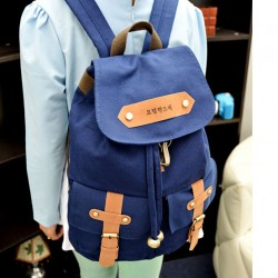 Retro College Style Lovely Backpacks