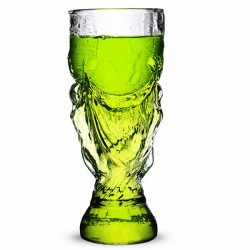 Personality Christmas Gift Wine Whiskey Goblet Hercules Cup