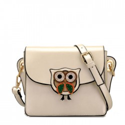 New Lovely Owl Cartoon Summer Casual Shoulder Bag