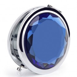 Romantic Gift Dazzling Crystal Cosmetic Mirror