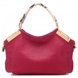 good Elegant Crocodile Printed Shoulder Bag&Handbag