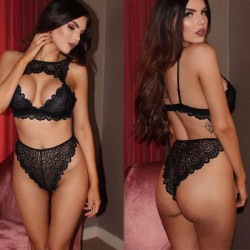 Sexy Lace Underwear Bra Set Women Intimate Lingerie
