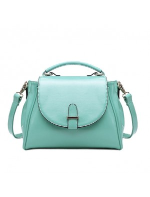 Retro Mint Green Original Messenger Bags&Shoulder Bag