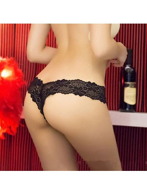Sexy Lady Lace Pants Underwear Women Intimate Lingerie