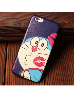 Mario Red Lip Doraemon Candy Genius Relief Silicone Soft Cases For Iphone 5/5S/6/6S