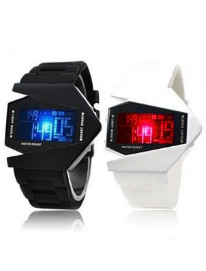 Luminous Colorful Lights LED Multifunction Electronic Watch