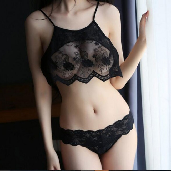 Sexy Lingerie Suit Underwear Allure Women's New Sexy Lace ...