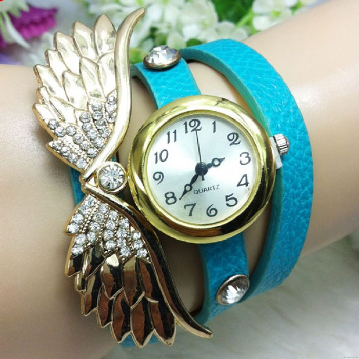 Personality Angle Wings Bracelet Watch