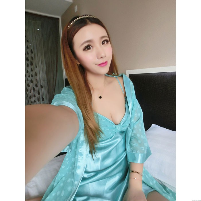 Sexy Lace Nightgown Temptation Of Short-sleeved Pajamas